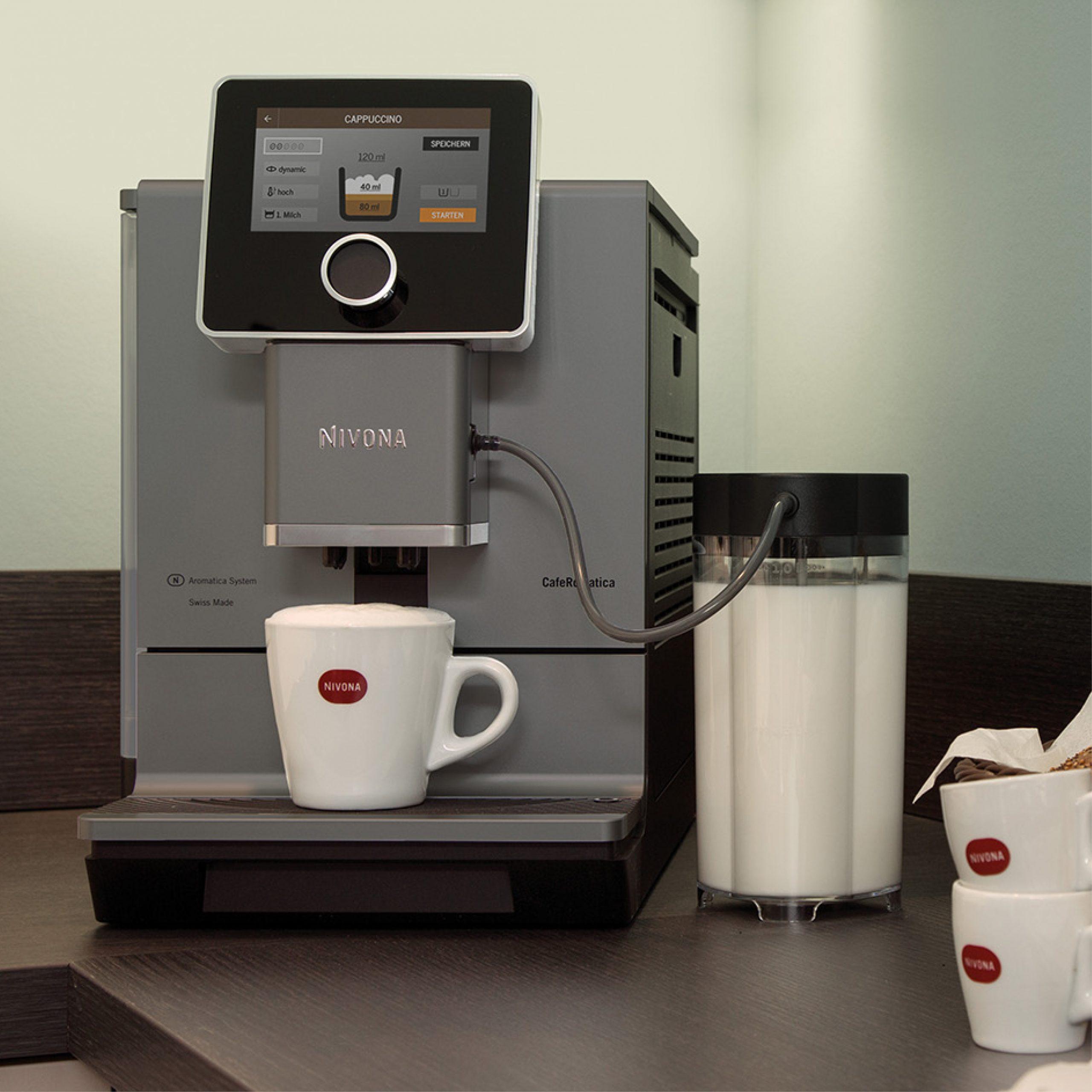 NIVONA CafeRomantica NICR970